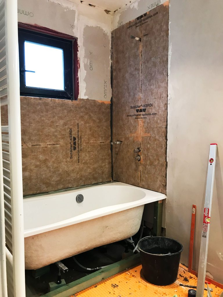 Rénovation salle de bain Bruxelles